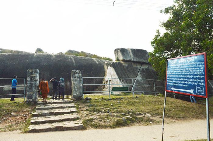 Barabar and Nagarjuni caves-3
