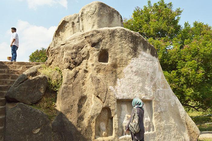 Barabar and Nagarjuni caves5