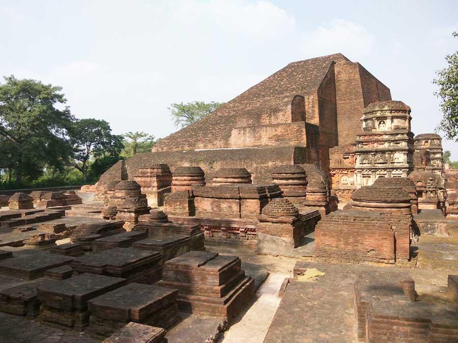 Nalanda University | A field trip to Nalanda World Heritage Site to study  waste management practices at major tourist sites in Bihar - Nalanda  University