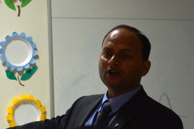 Dr. Prabhakar Sharma at IIT Dhanbad