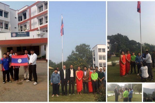Laos National Day celebrated at Nalanda University