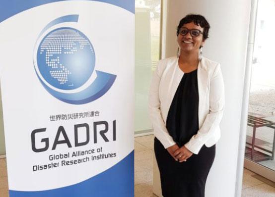 Global Summit on Disaster Management-GADRI: Ms. Rakhi Kashyap